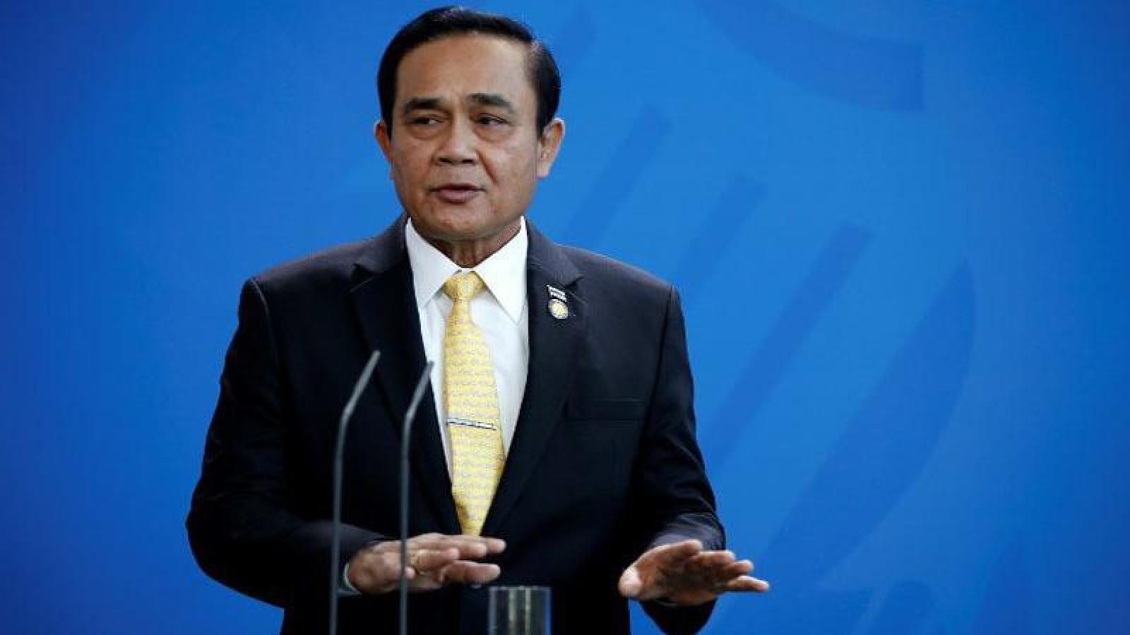 Thái Lan tăng cường ngăn chặn người nhập cảnh trái phép