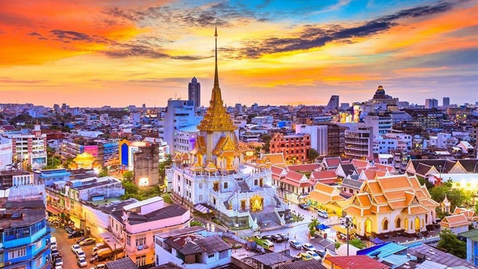 Thái Lan sẽ mở cửa đón khách du lịch nước ngoài