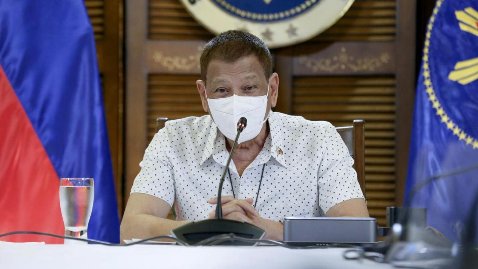Philippines gia hạn tình trạng thảm họa do Covid-19 thêm một năm