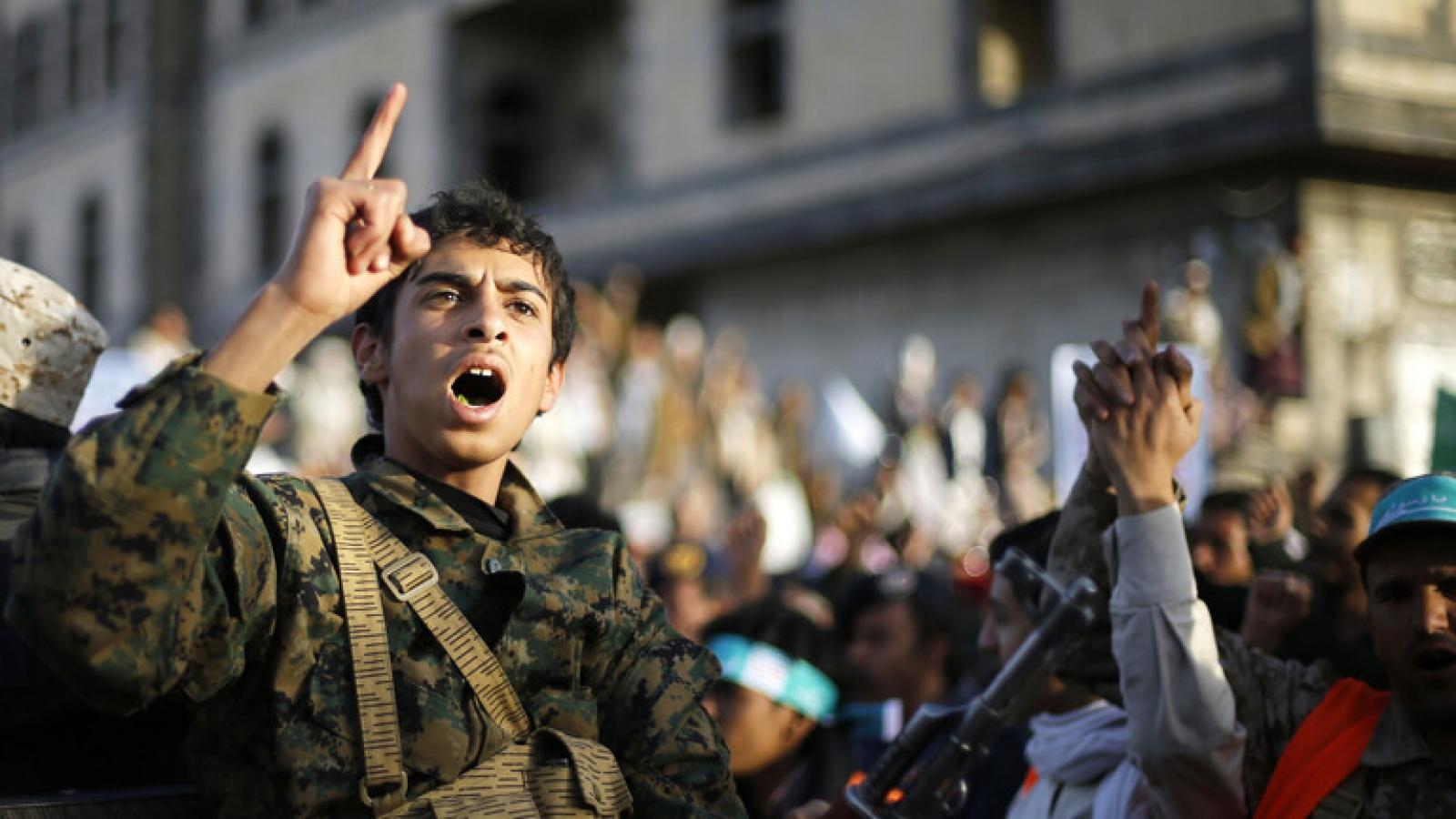Lực lượng Houthi tấn công tên lửa vào Saudi Arabia