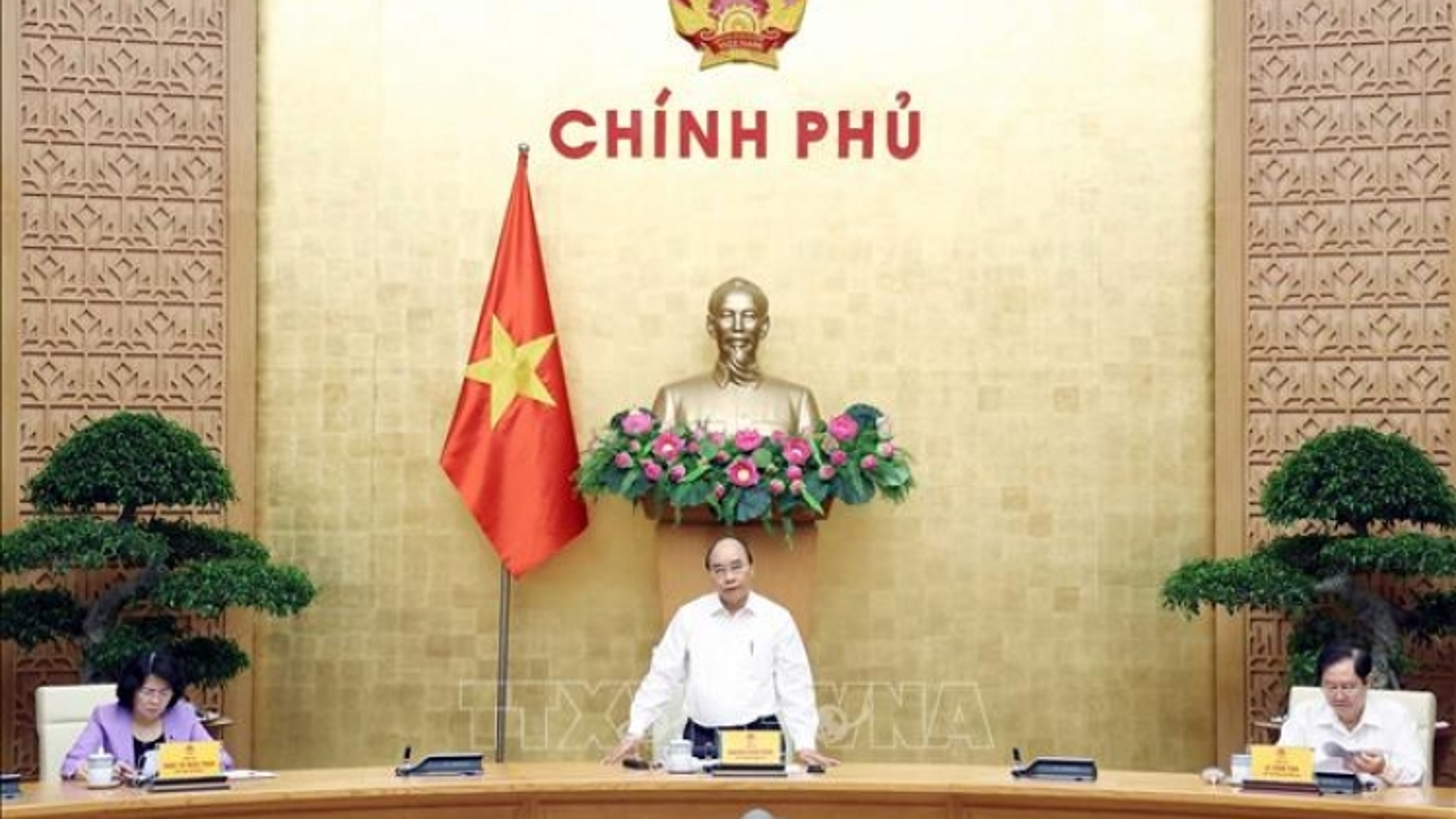 Thủ tướng chủ trì cuộc họp Hội đồng Thi đua-Khen thưởng Trung ương