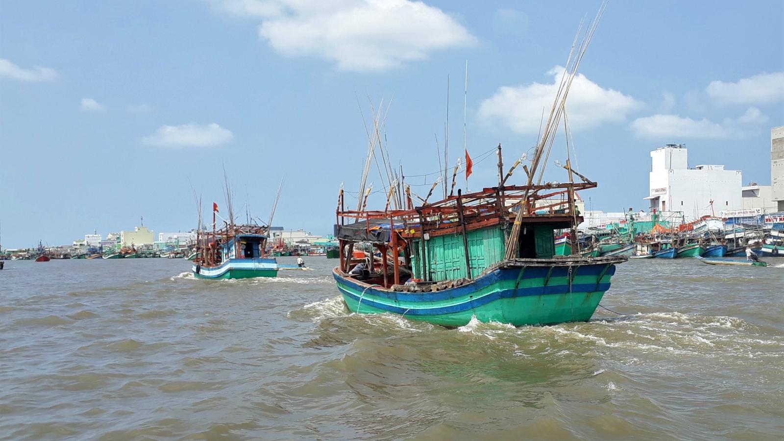 Chủ tàu cá đánh bắt sai quy định bị đề nghị phạt 1,3 tỷ đồng