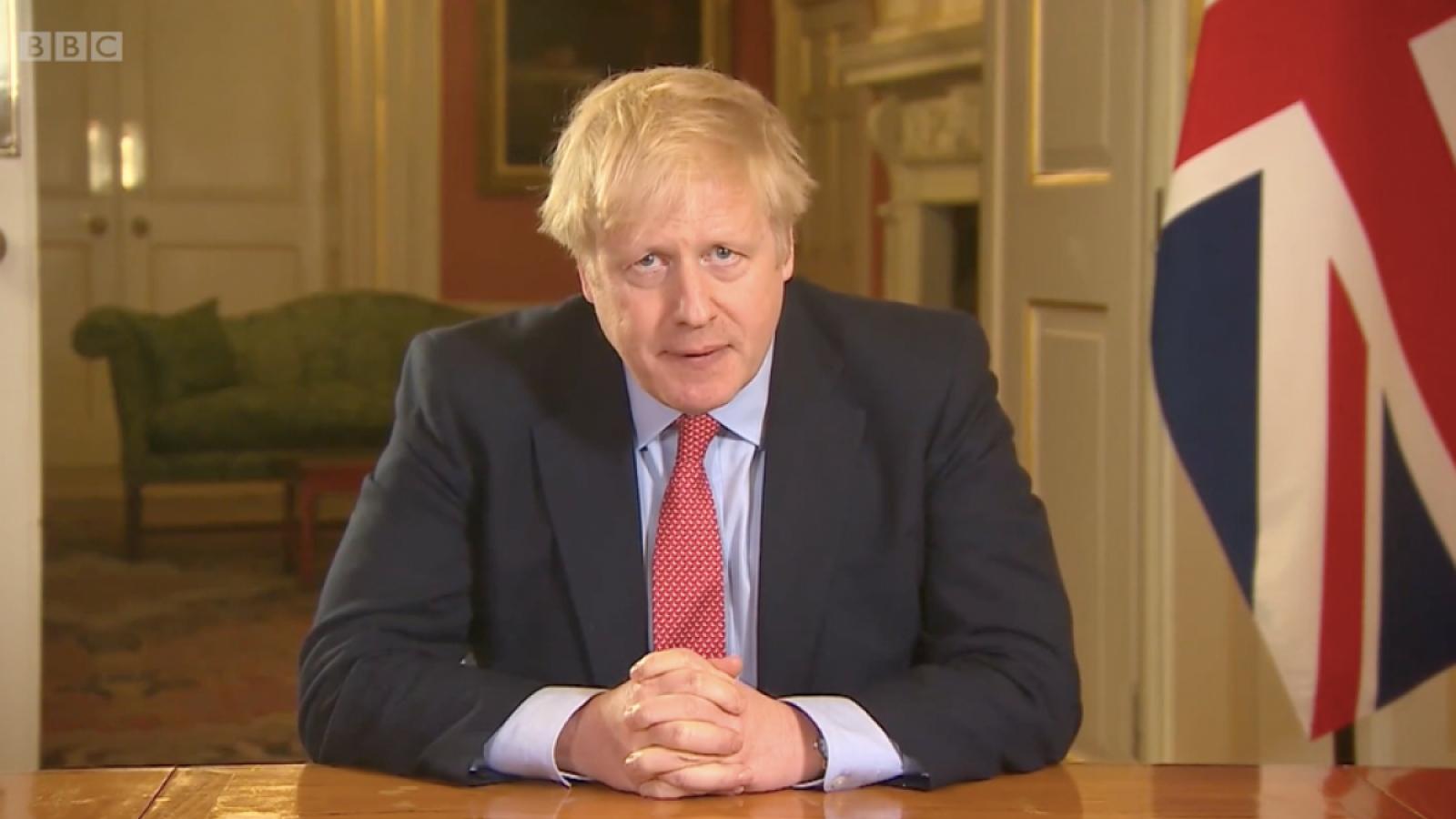 Thủ tướng Anh kiên quyết bảo vệ dự luật vi phạm thỏa thuận Brexit