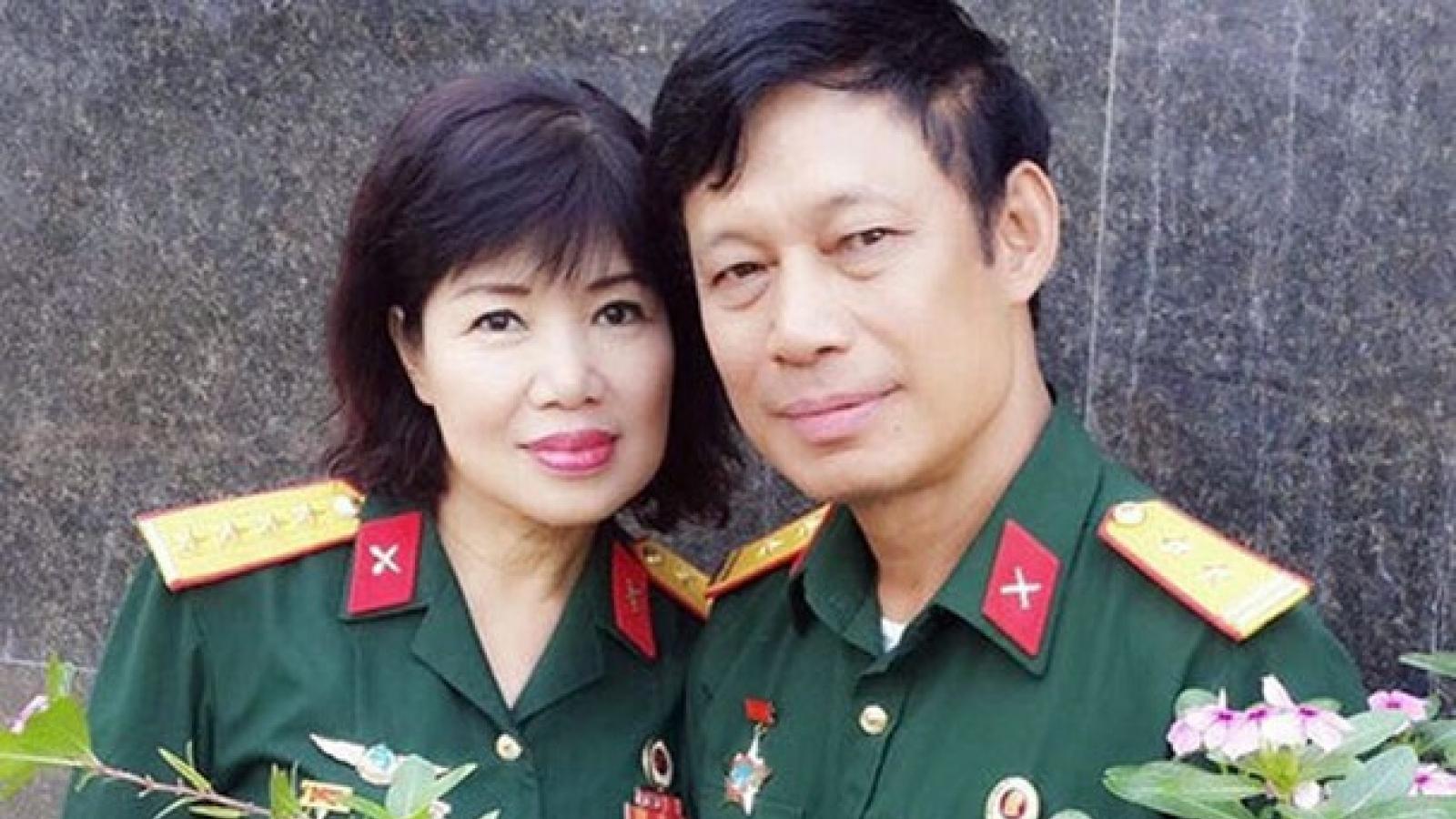 NSƯT Tiến Hợi, người đóng đinh với vai diễn Bác Hồ