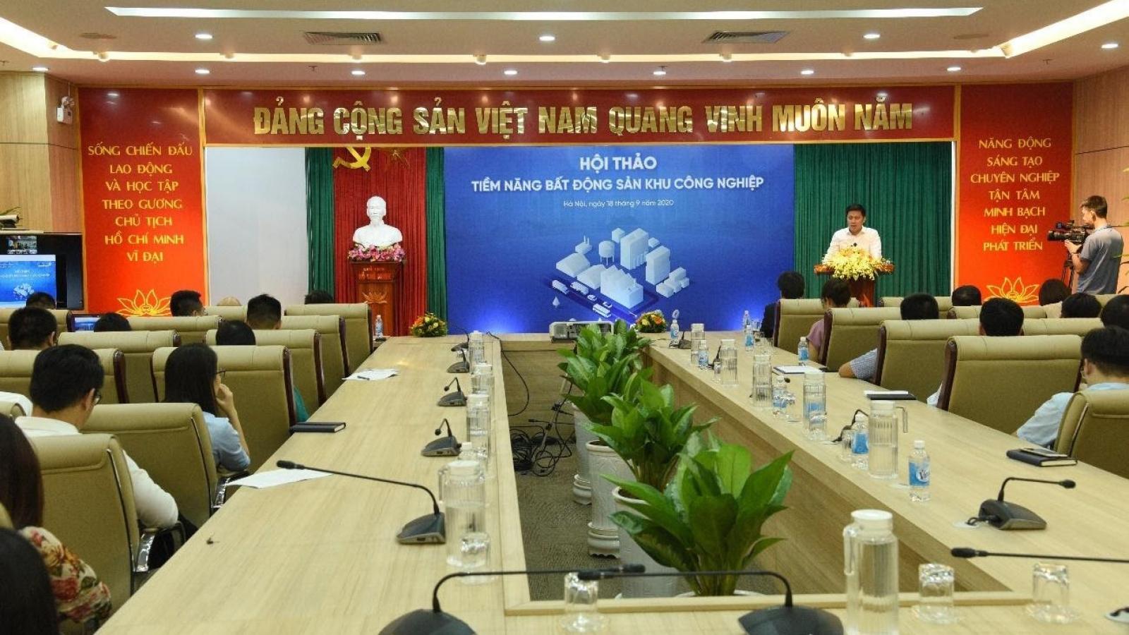 """VietinBank tổ chức Hội thảo """"Tiềm năng Bất động sản Khu công nghiệp"""""""