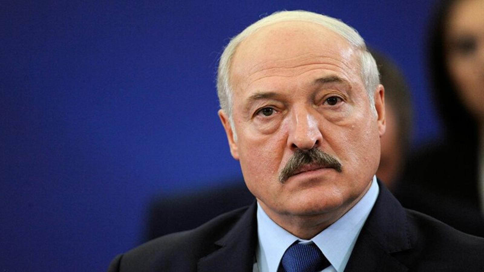 Tổng thống Belarus cáo buộc Ba Lan, Lithuania và Ukraine liên quan đến các cuộc biểu tình