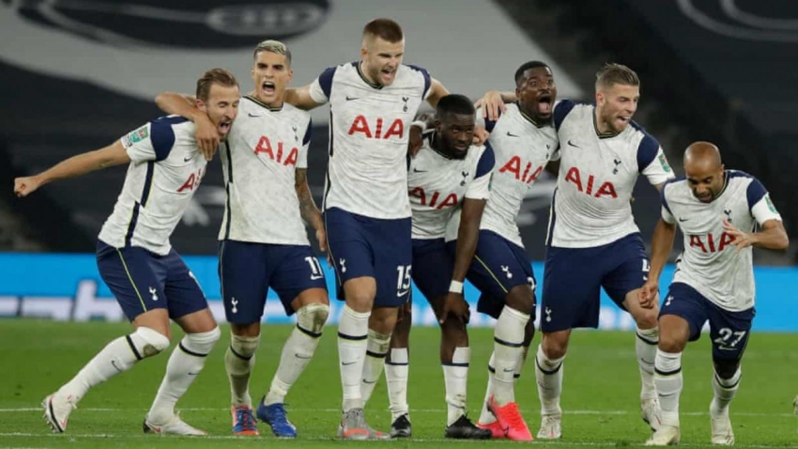 Tân binh Werner ghi bàn, Chelsea vẫn thất bại trước Tottenham ở Cúp Liên Đoàn Anh