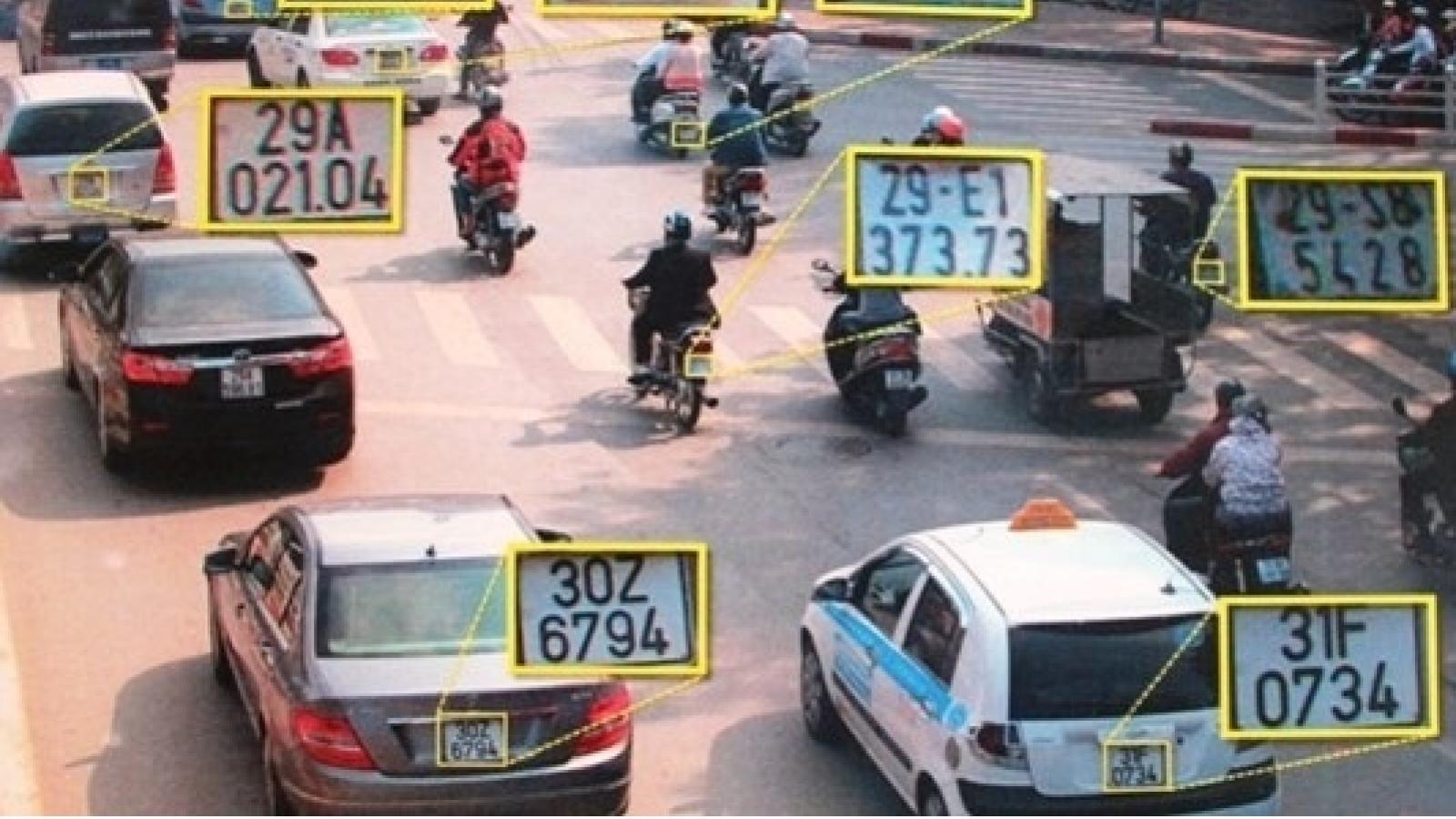 Hướng dẫn cách tra cứu xe bị phạt nguội ở Hà Nội