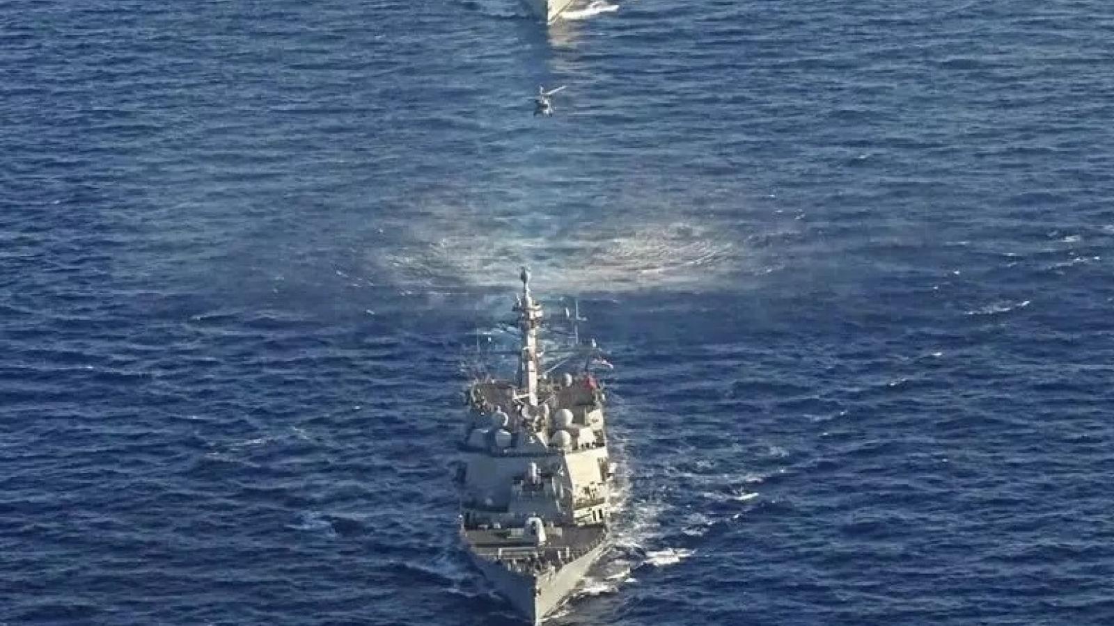 Sẽ không có đàm phán nào tới khiThổ Nhĩ Kỳ rút tàu khỏi thềm lục địa Hy Lạp