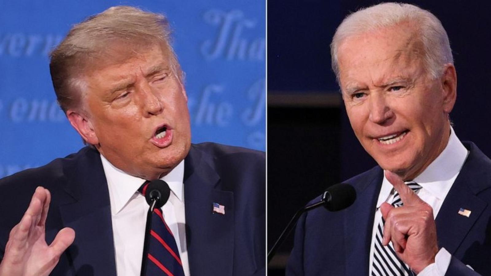 Tổng thống Nga nhận định về ông Trump và Tổng thống Mỹ Biden