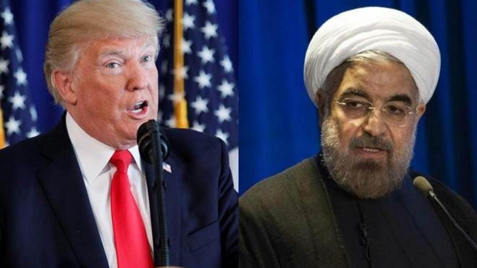 """Mỹ liệu có đang """"thách thức"""" thế giới khi quyết trừng phạt Iran tới cùng?"""