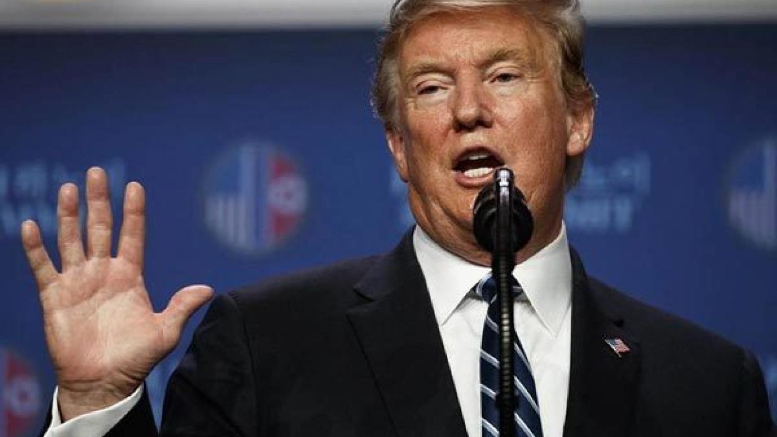 Ông Trump tuyên bố sẽ chấp nhận phán quyết của Tòa án Tối cao về kết quả bầu cử