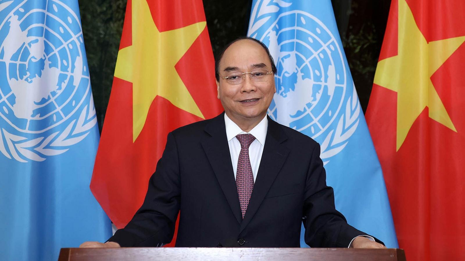 Thủ tướng gửi thông điệp tham gia phiên họp cấp cao kỷ niệm 75 năm thành lập LHQ