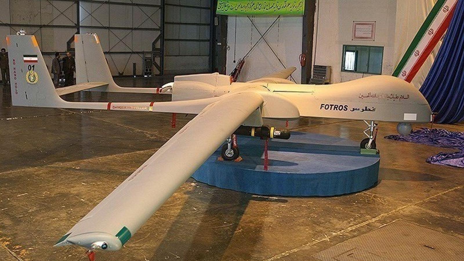 Iran đầu tư phát triển máy bay không người lái nhằm tăng sức mạnh răn đe
