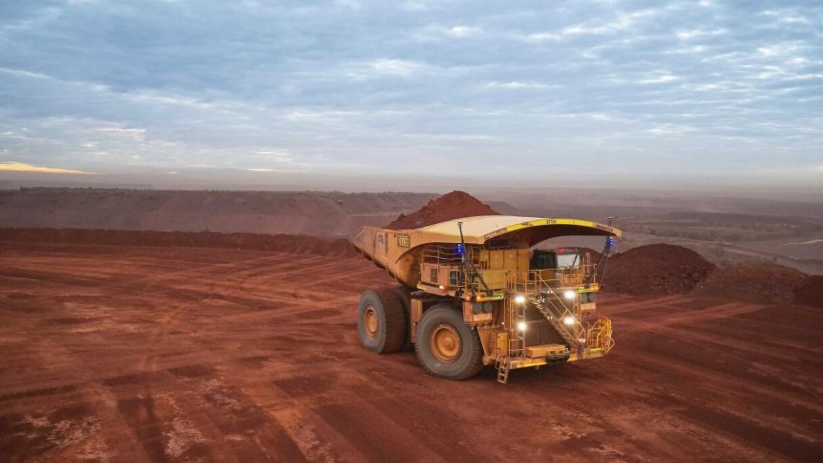 Đầu tư của Trung Quốc vào Australia giảm mạnh