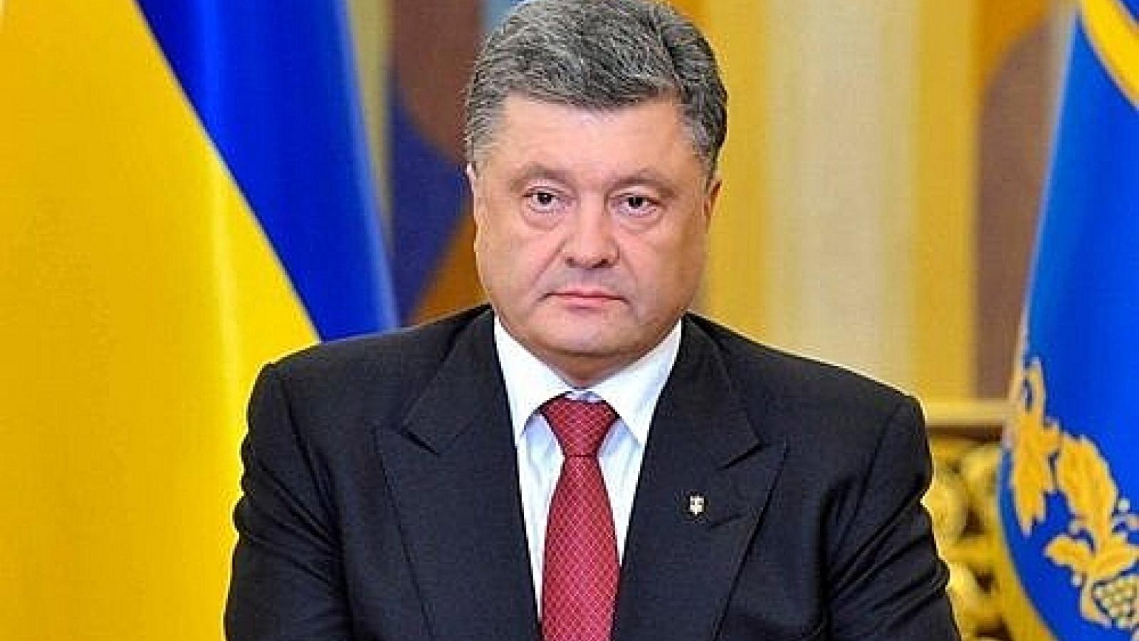 """Nga bổ sung 41 cá nhân vào """"danh sách đen Ukraine"""""""