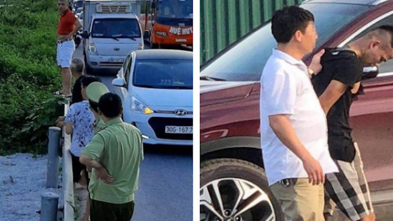 Khởi tố tài xế sát hại chiến sĩ cảnh sát cơ động tại Bắc Giang