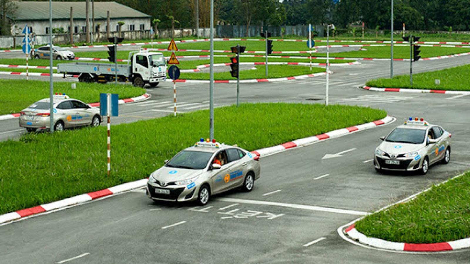 Bộ Công an sẽ đào tạo, sát hạch và cấp giấy phép lái xe
