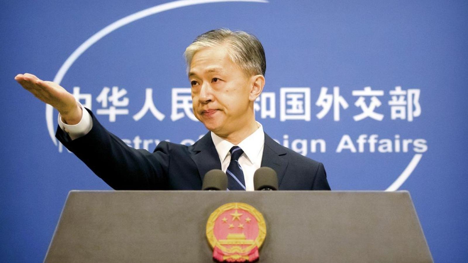 """Trung Quốc chỉ trích phát biểu của ông Trump tại Liên Hợp Quốc là """"bất chấp sự thật"""""""