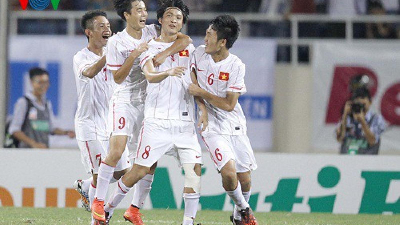 Ngày này năm xưa: Xuân Trường, Tuấn Anh tạo nên trận cầu cảm xúc nhất của U19 Việt Nam