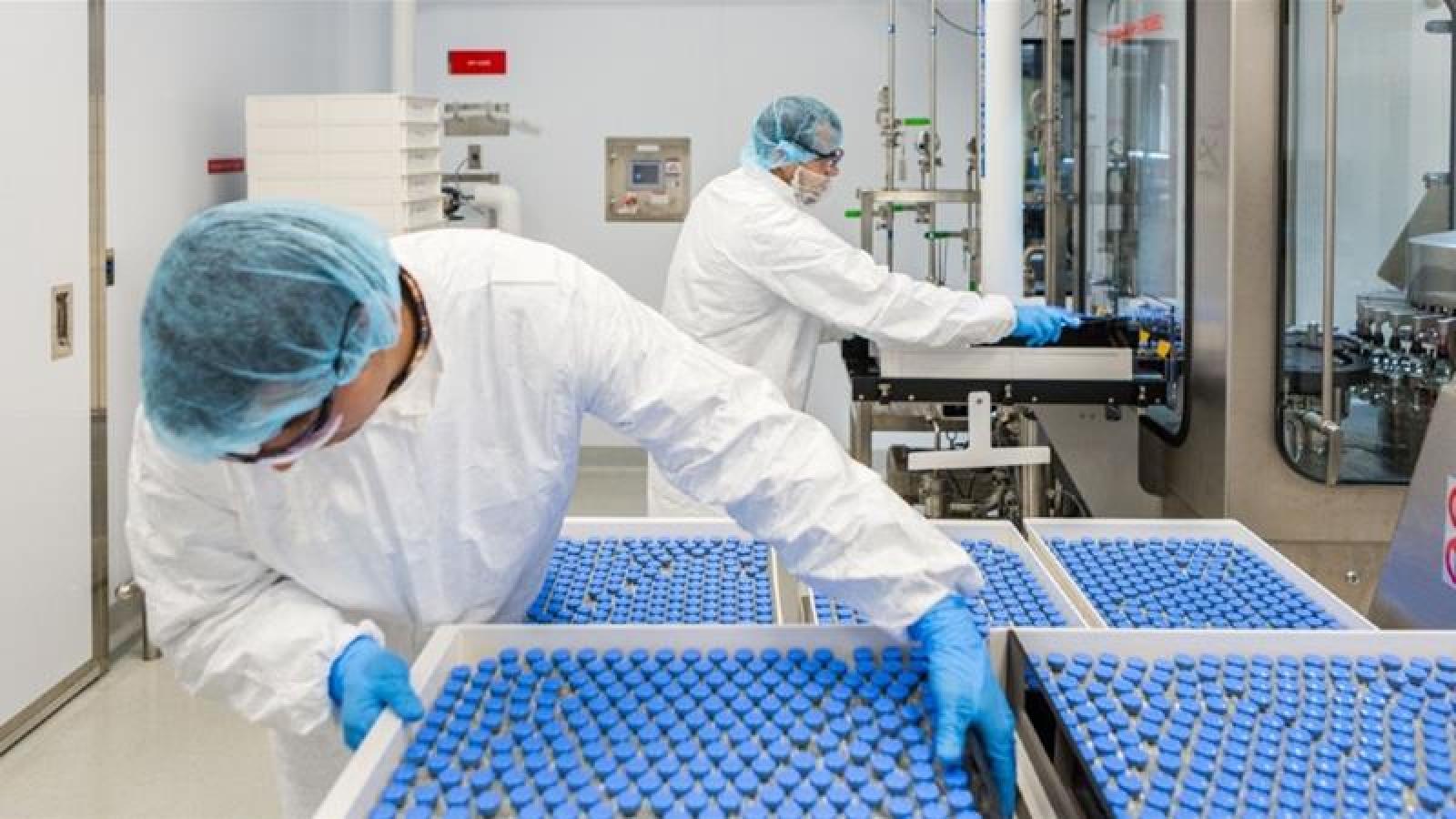 Mỹ lên kế hoạch phân phối ngay khi vaccine ngừa Covid-19 được phê duyệt