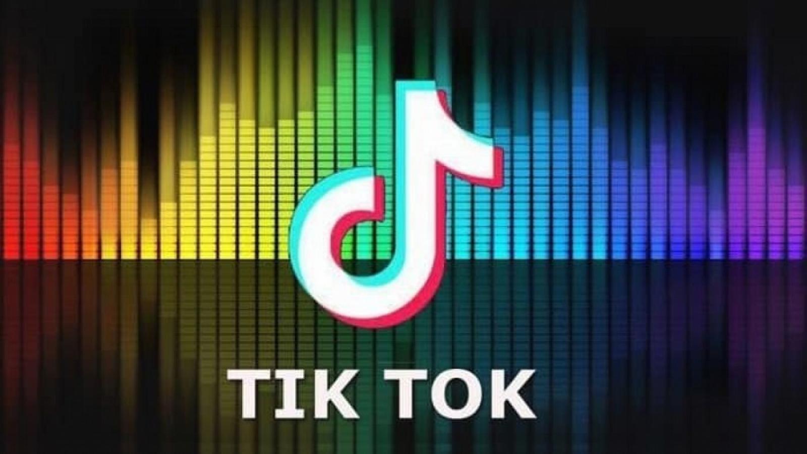 """Mỹ sẽ ra quyết định về đề xuất hợp tác của Tiktok trong """"1 thời gian ngắn"""""""