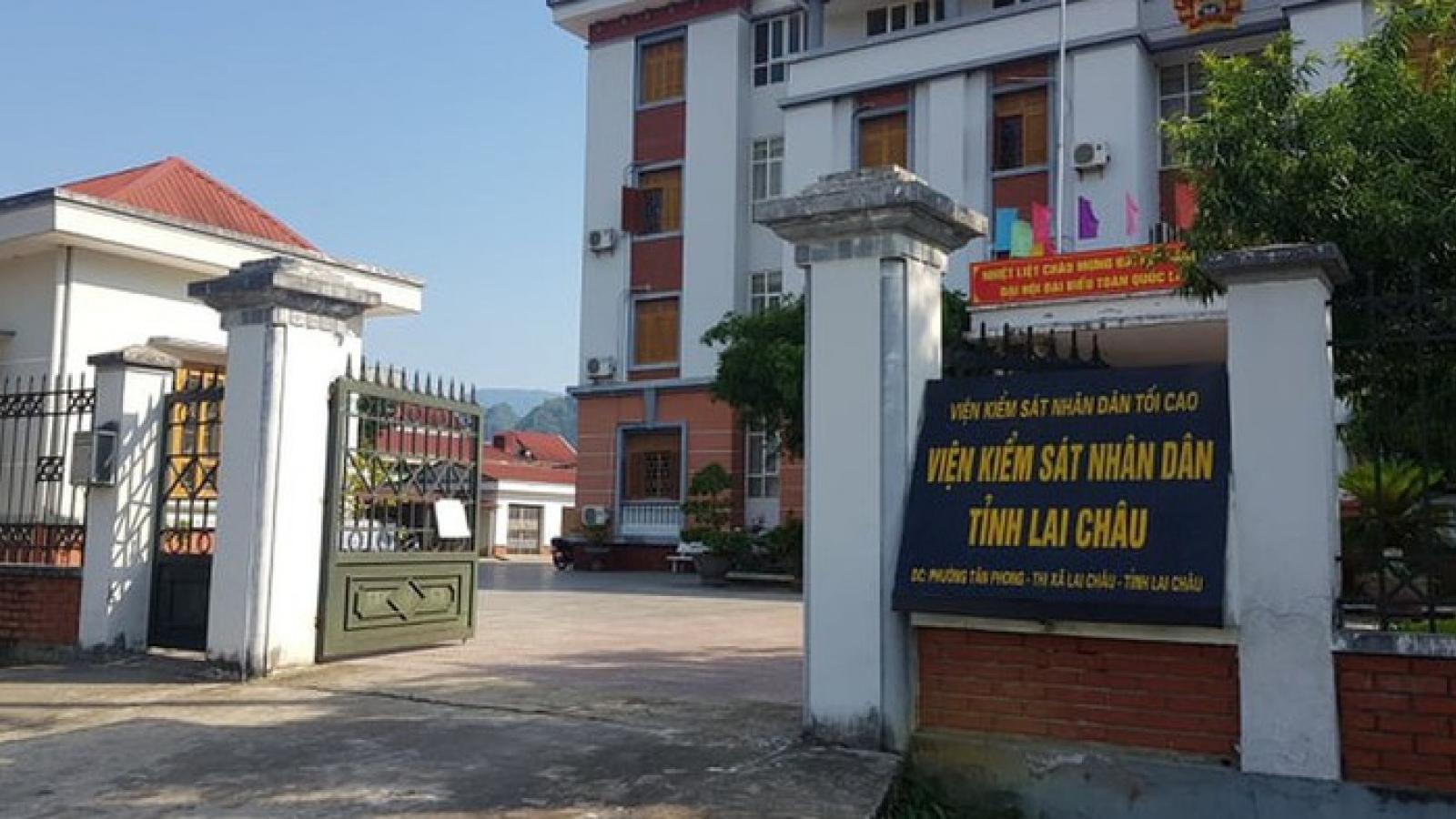 Cách chức Bí thư Ban Cán sự đối với cựu Viện trưởng VKSND Lai Châu