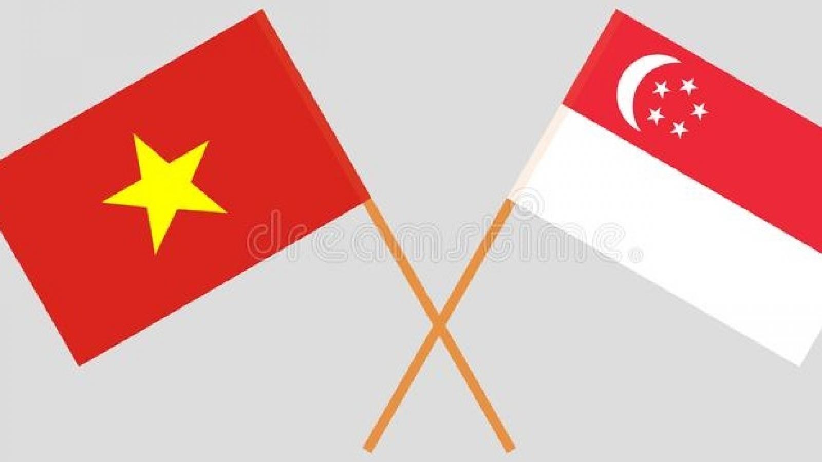 Đưa hơn 240 công dân Việt Nam từSingaporevề nước