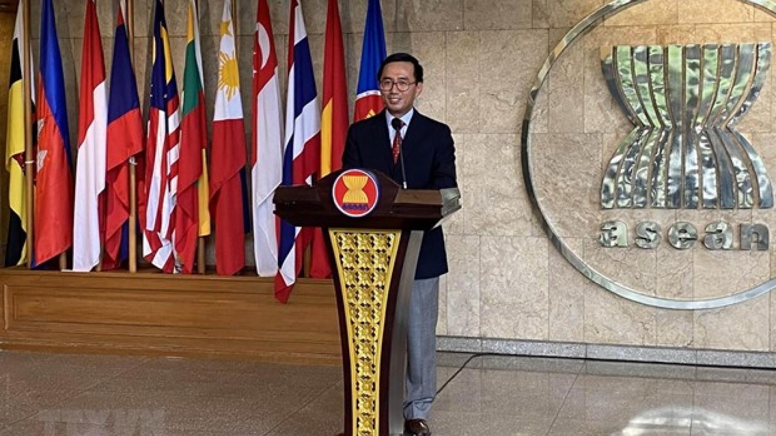 Vietnamese ambassador named new Deputy Secretary-General of ASEAN