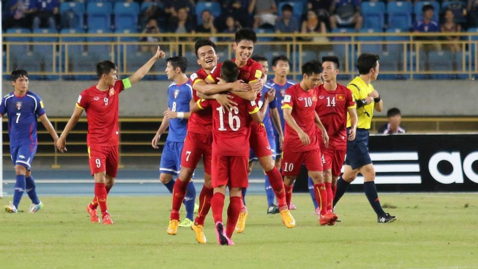 """Ngày này năm xưa: ĐT Việt Nam thắng trận """"vất vả"""" nhất lịch sử vòng loại World Cup"""