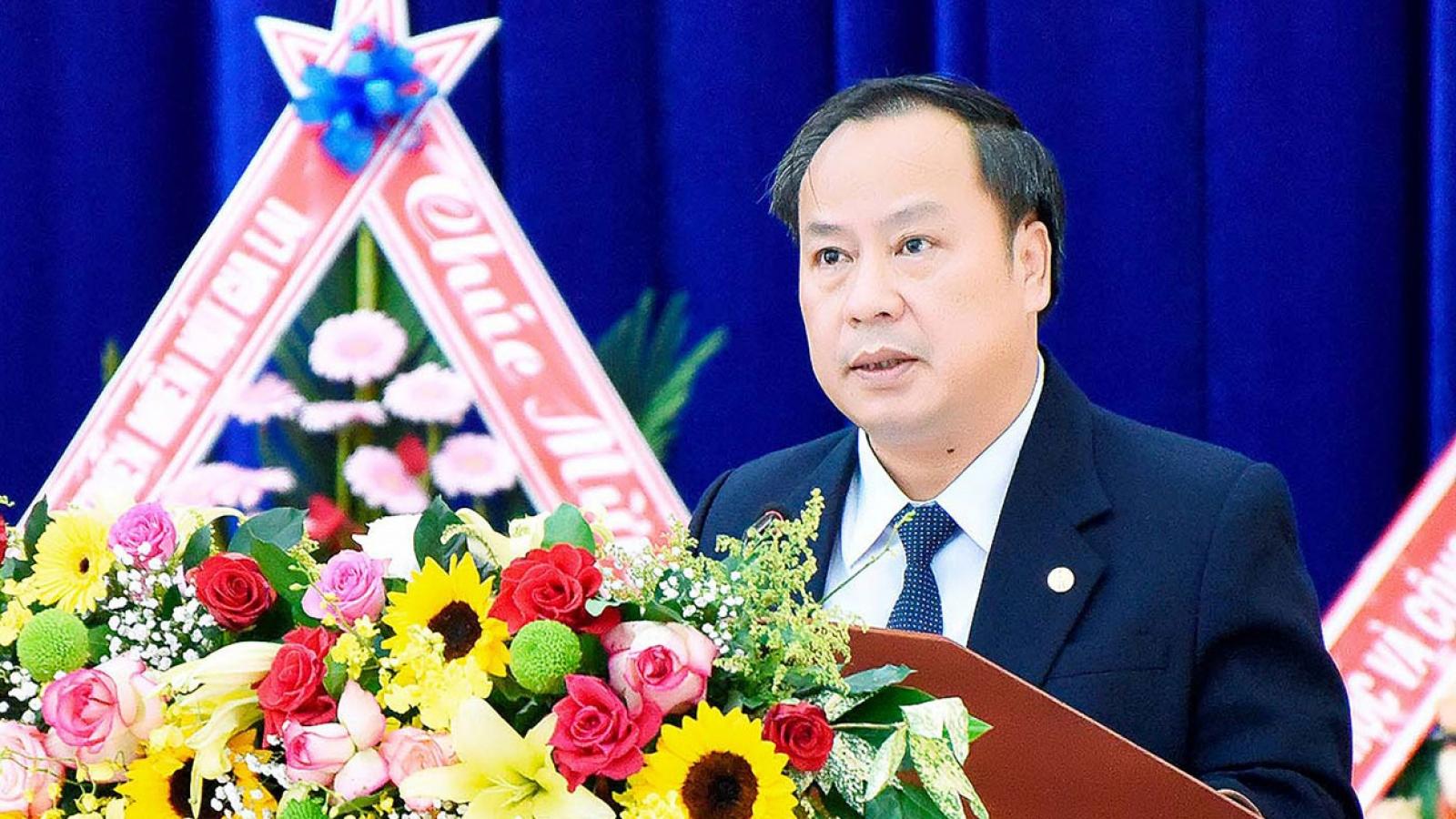 Ông Châu Ngọc Tuấn giữ chức Chủ tịch HĐND tỉnh Gia Lai