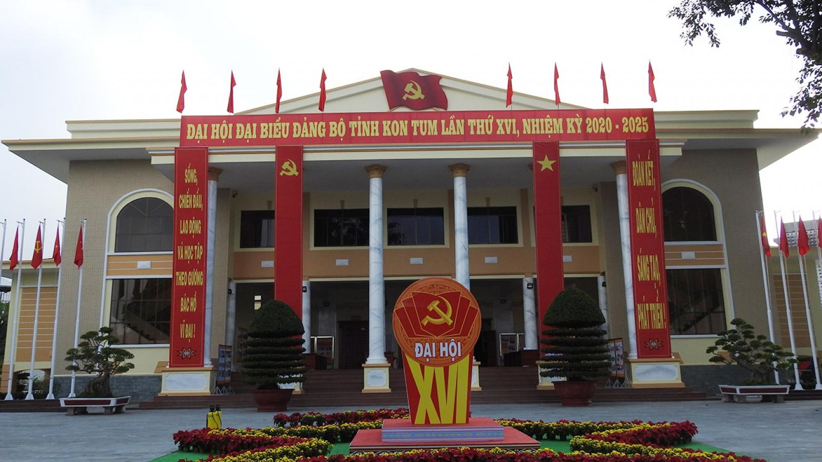 Kon Tum sẵn sàng cho Đại hội Đảng bộ tỉnh đầu tiên ở Tây Nguyên