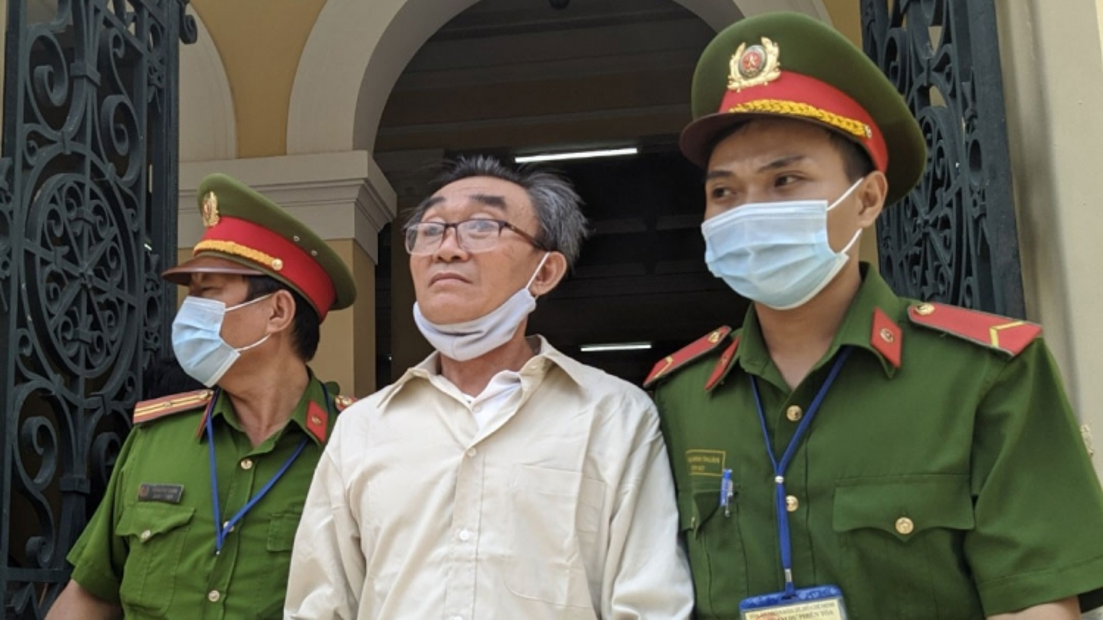 Kẻ cầm đầu vụ khủng bố trụ sở công an ở TPHCM lĩnh 24 năm tù