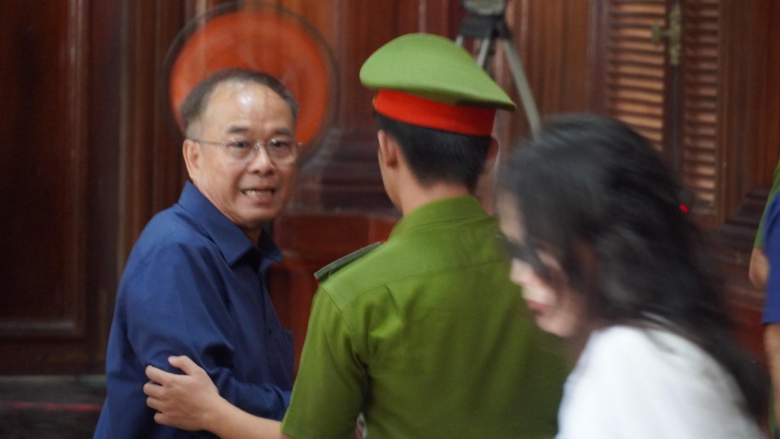 Nguyên Phó Chủ tịch UBND TPHCM Nguyễn Thành Tài bị đề nghị mức án 8 – 9 năm tù