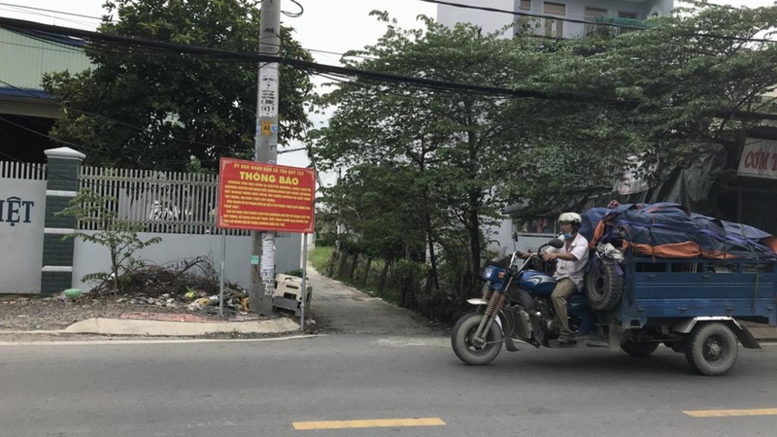 Sau thanh tra, TP.HCM chỉ đạo công an điều tra sai phạm đất đai ở huyện Bình Chánh