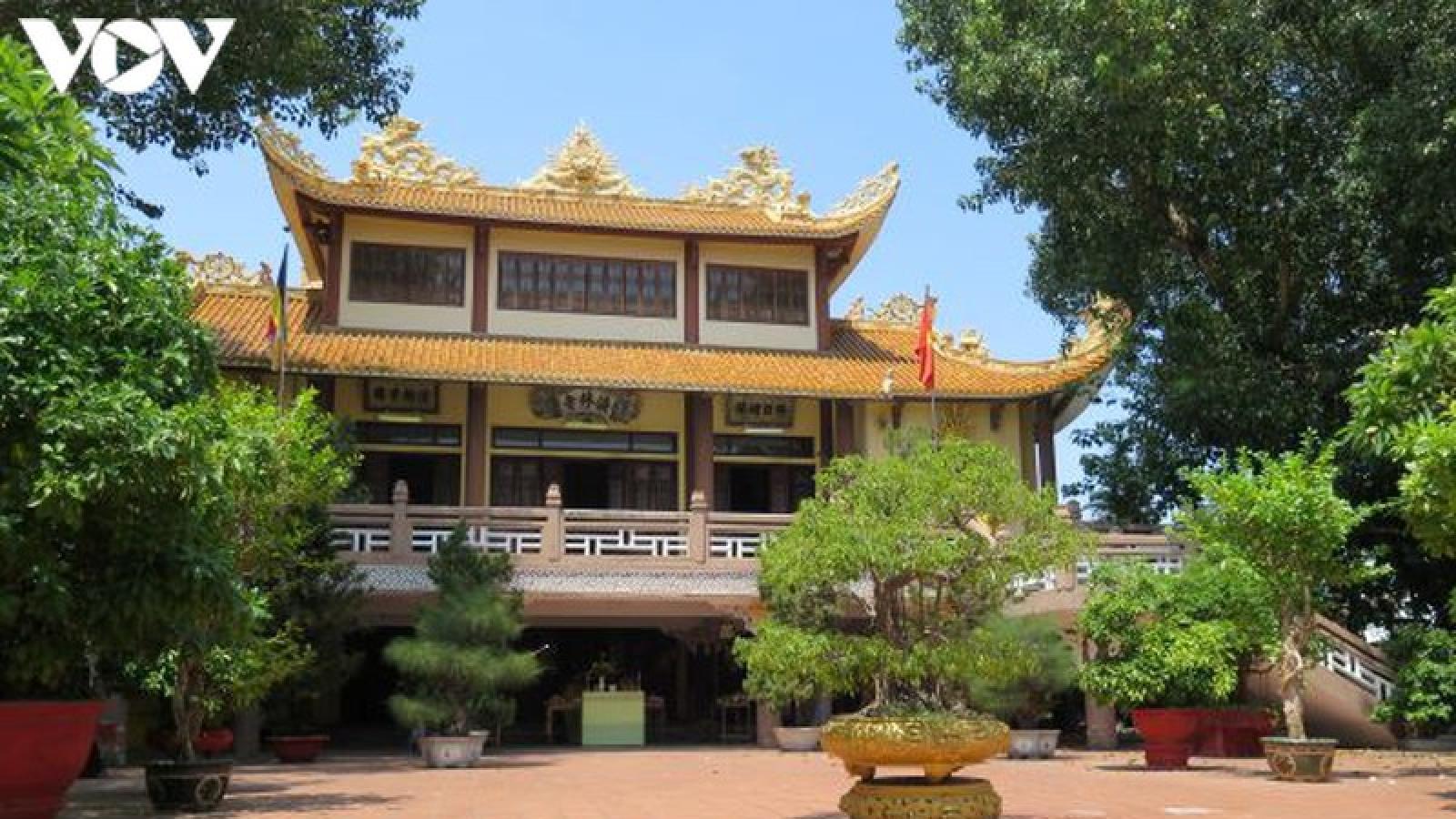 Tĩnh mịch mùa Vu Lan Báo Hiếu tại Đà Nẵng
