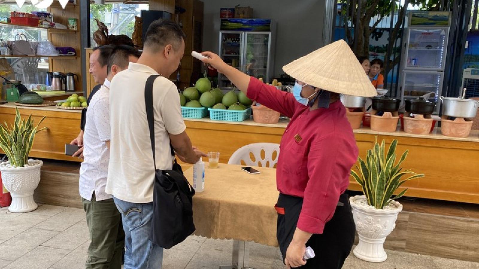 Bà Rịa – Vũng Tàu cho phép khôi phục lại hoạt động sản xuất kinh doanh