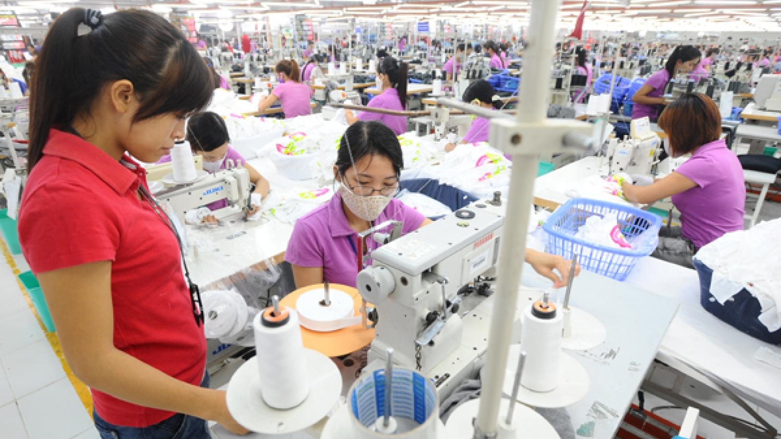 ADB dự báo GDP năm 2020 của Việt Nam tăng 1,8%