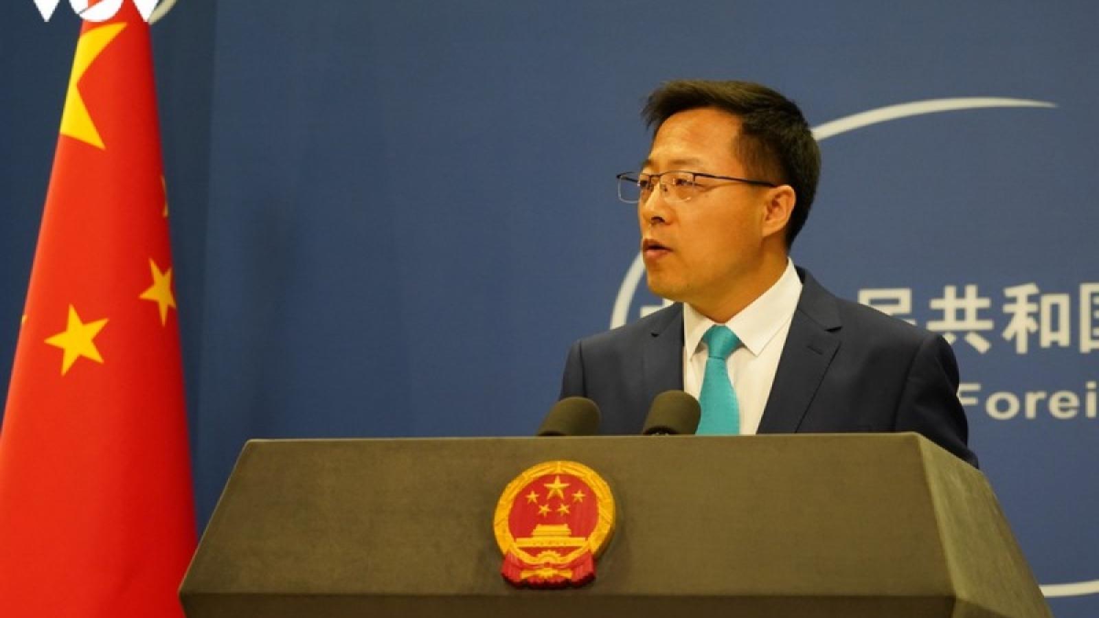 Quan hệ Trung Quốc - ASEAN là quan hệ có sức sống nhất