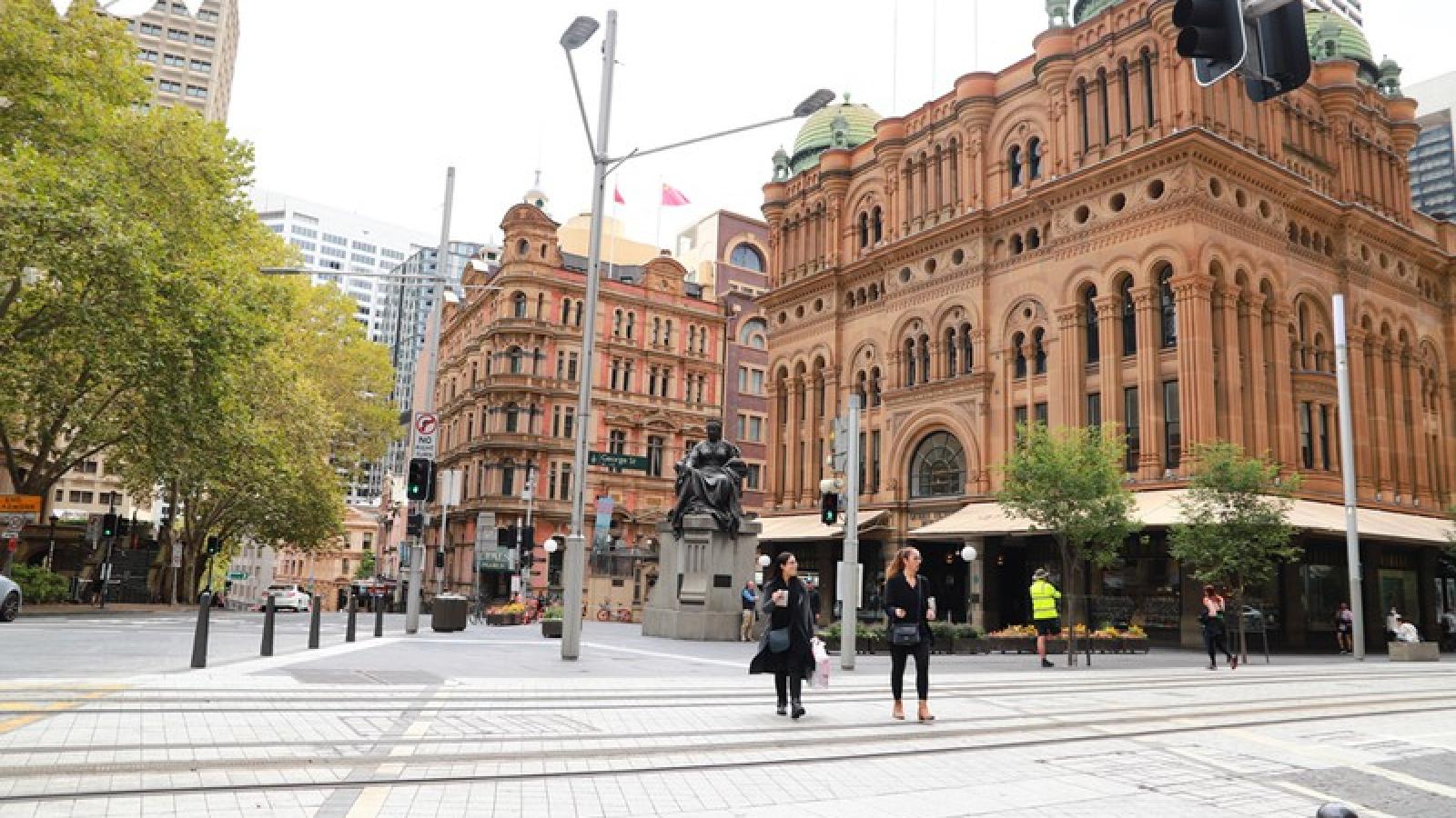 Australia suy thoái sau gần 3 thập kỷ tăng trưởng liên tục