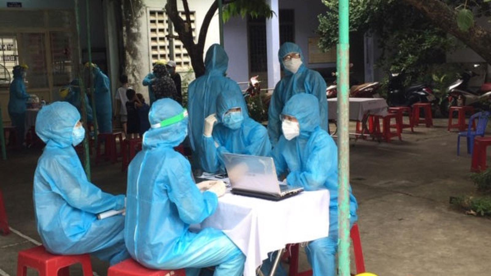 Đà Nẵng xét nghiệm SARS-CoV-2 cho hơn 71.000 hộ gia đình