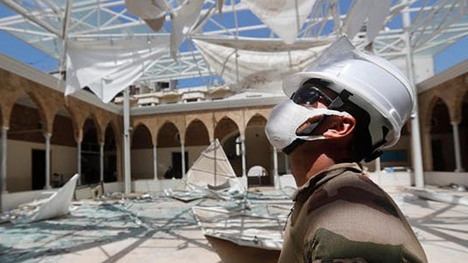 25% trẻ em ở Beirut (Lebanon) không thể đến trường sau loạt vụ nổ Beirut