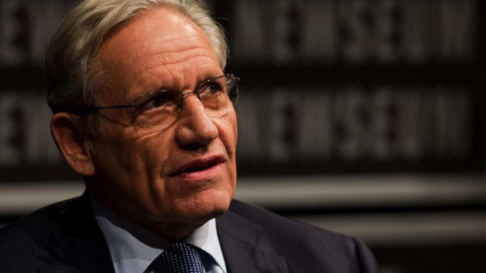 """Bob Woodward: """"Khắc tinh"""" của các tổng thống Mỹ?"""
