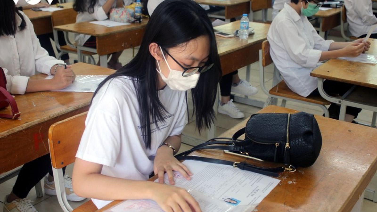 Đề Toán tốt nghiệp THPT đợt 2: Học sinh nắm chắc kiến thức có thể đạt 10 điểm
