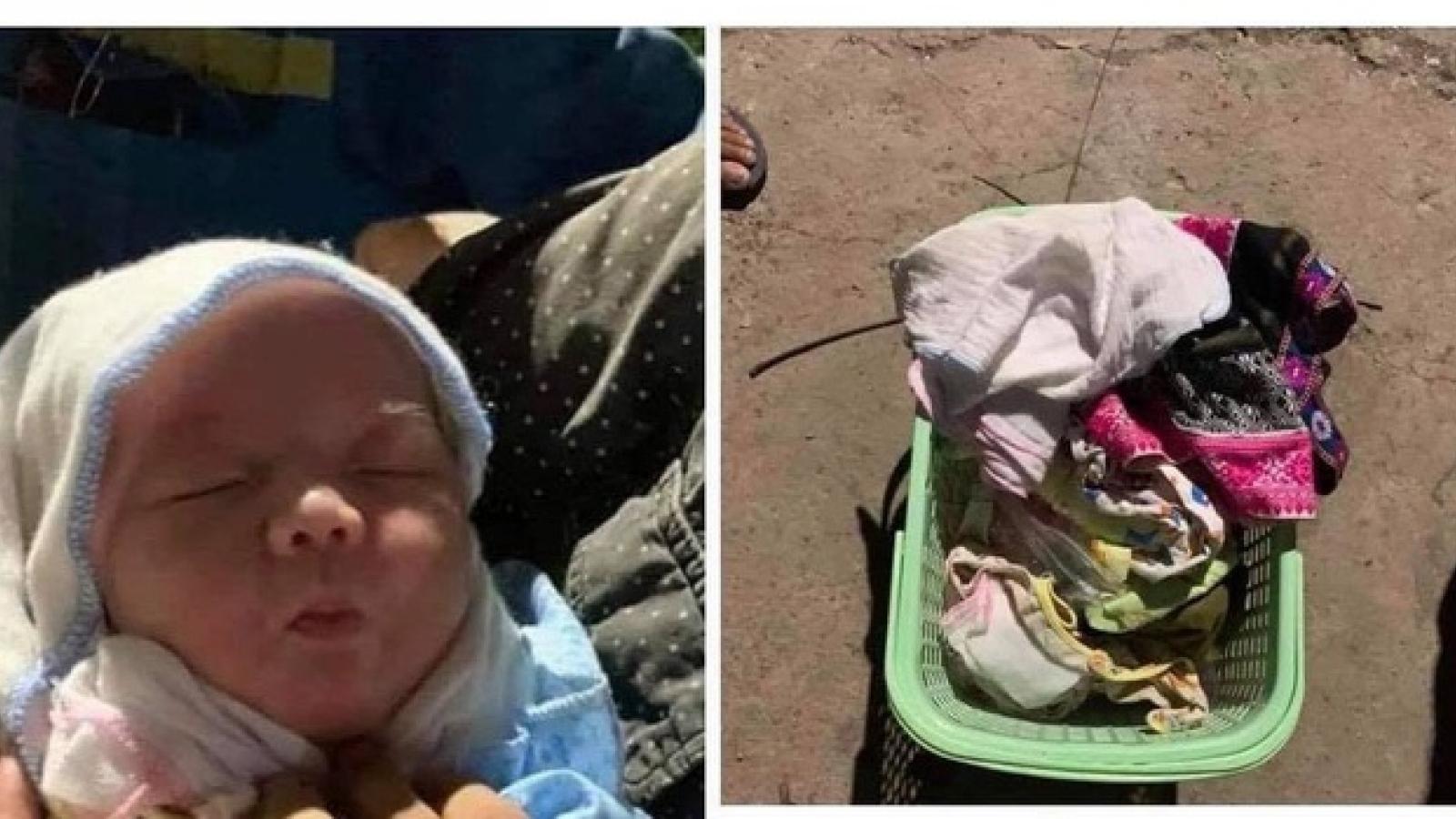 Phát hiện bé gái sơ sinh bị bỏ rơi trong xe chở rác ở Hà Nội