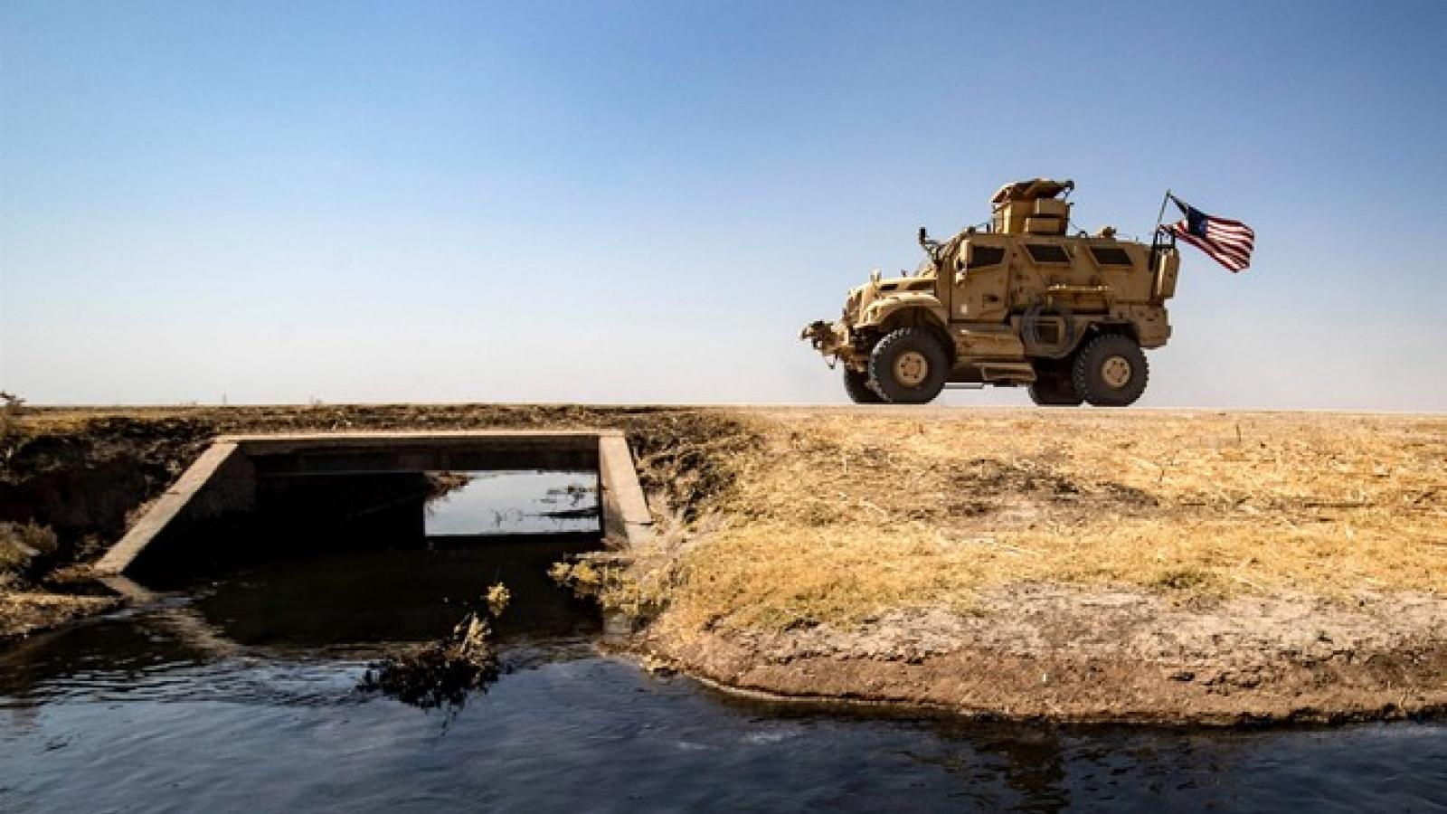 Mỹ huy động thêm khí tài quân sự tới Syria sau vụ chạm trán với Nga