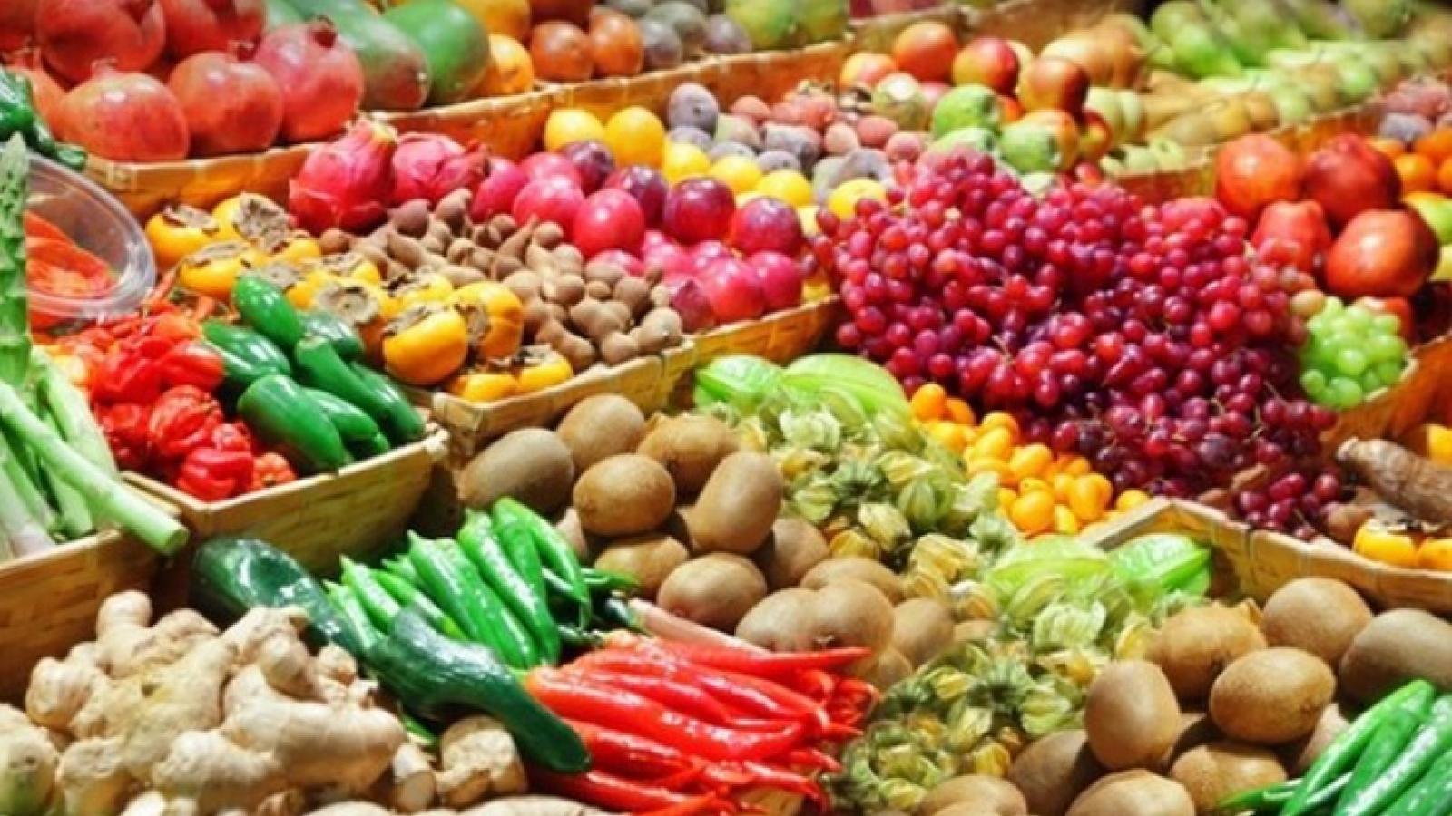 Xuất khẩu rau quả giảm 11,3% so với cùng kỳ do Covid-19
