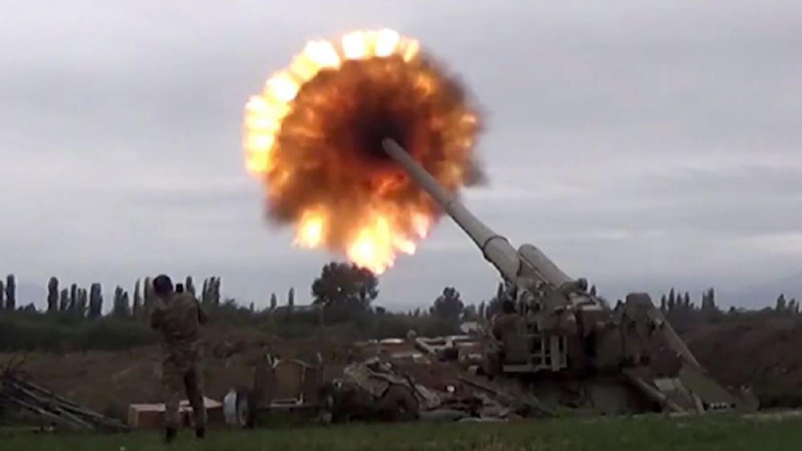 """Xung đột Azerbaijan và Armenia: Mối đe dọa từ kho vũ khí """"khủng"""" của 2 bên"""