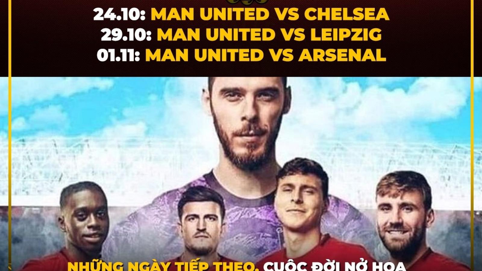 """Biếm họa 24h: MU đối mặt lịch thi đấu """"hành xác"""", Champions League chính thức trở lại"""
