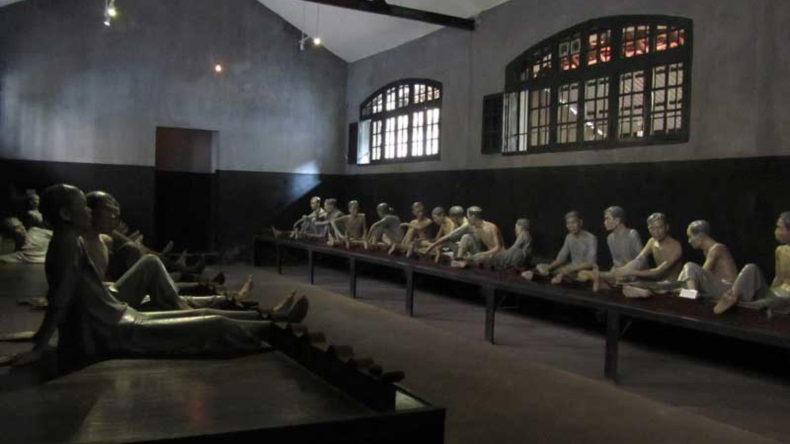 Hoa Lo Prison among leading historic prisons worldwide